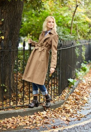 Trench coats: Buy Now, Wear Forever