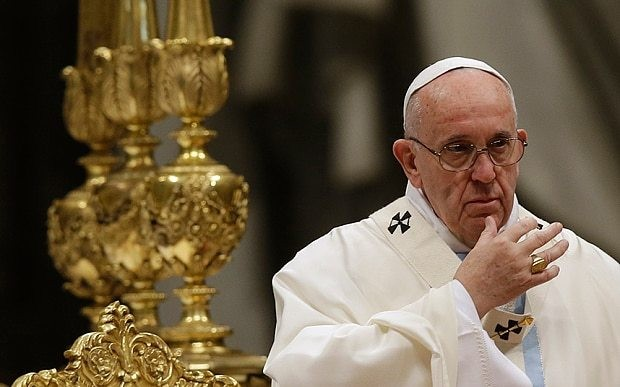 Pope Francis: 'I could have been in jail if I wasn't pontiff'