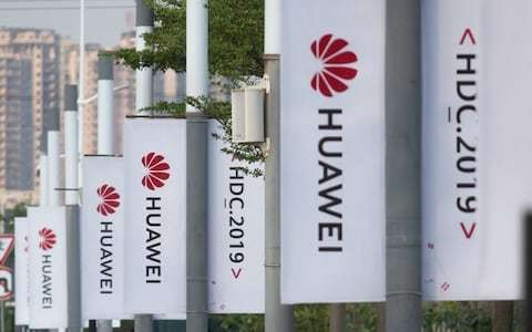 Huawei's restricted access to 5G network backed by top defence think tank