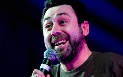 Sean Hughes, comedian – obituary