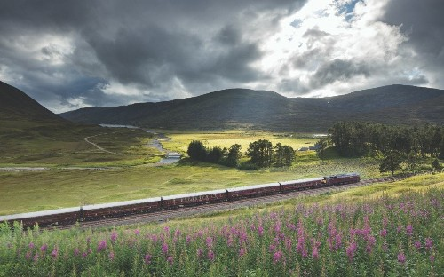 The 60 greatest train journeys for 2018