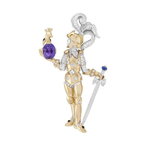 An ode to the Brothers Grimm: Van Cleef & Arpels' fantastical, fairytale-inspired high jewellery