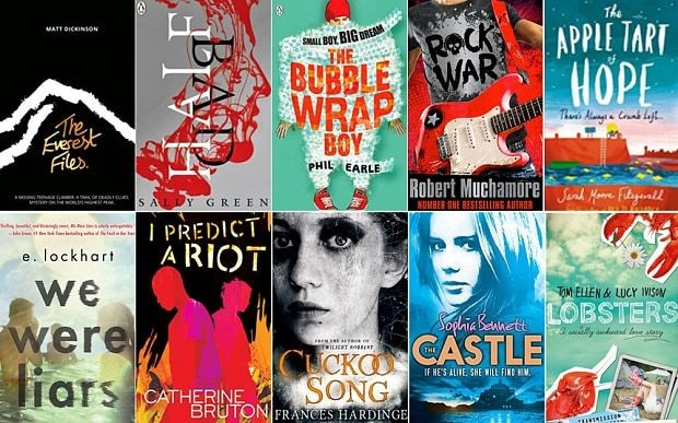 The 45 best young adult books of 2014