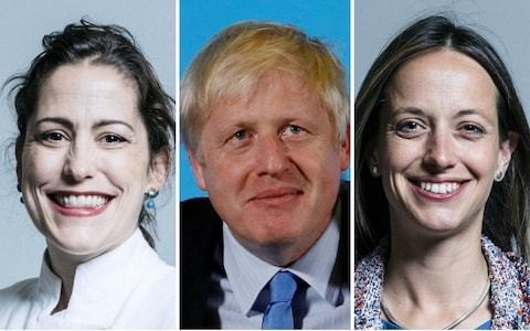 Here come the girls: the rising Tory stars who could be set for promotion under Boris