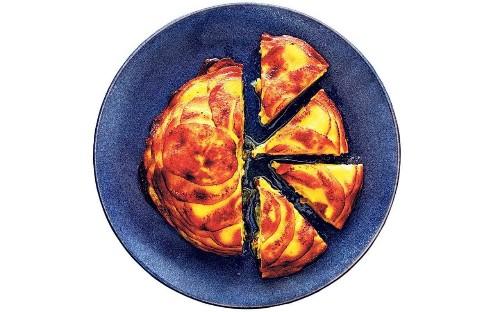 Stephen Harris: pommes anna (upside-down potato cake)