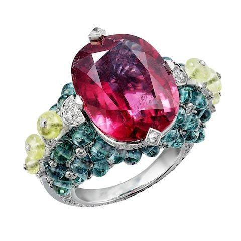 Cartier's Coloratura high jewellery is a celebration of diversity and colour