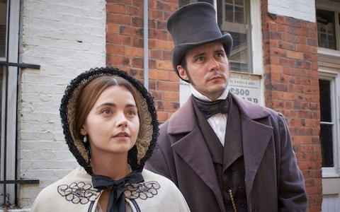 Victoria, episode 4, review: Jenna Coleman cuts the mustard as Queen has Diana moment