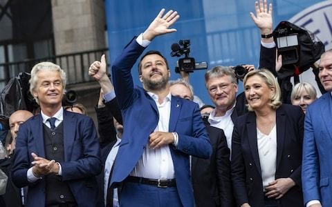 How populist parties are plotting the slow death of the EU dream