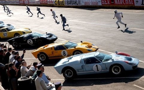 Le Mans '66 – sorting fact from fiction in the Ford vs Ferrari battle