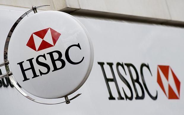 HSBC customers' cards fail as website crashes