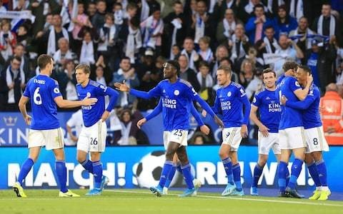 Leicester City pay emotional tribute to late owner with victory over Burnley