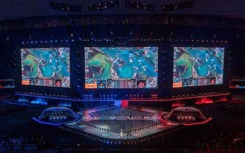 Riot Games workers stage walkout over harassment lawsuits