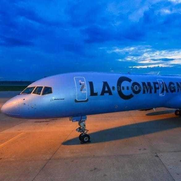 LA Compagnie London to New York business class: review