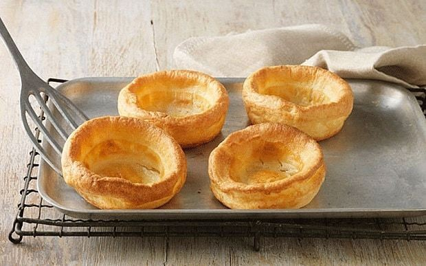 Yorkshire puds aren't just for roasts - they're a cracking dessert, too