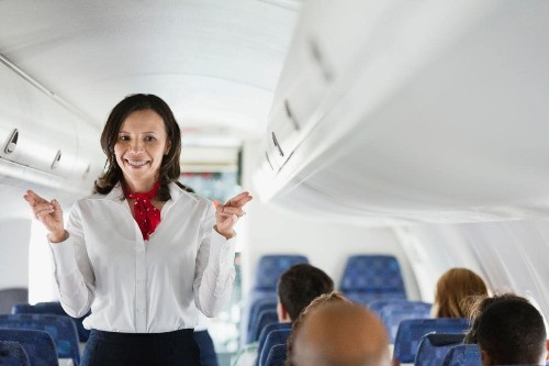 What flight attendants really think of you