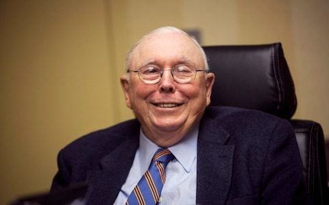 How to invest like... Charlie Munger, Warren Buffett's right-hand man