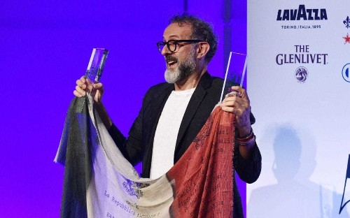 World's 50 best restaurants: Italy's Osteria Francescana is No 1 - but which three UK eateries make the list?