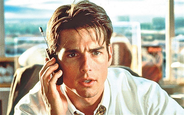 What bankers can learn from Jerry Maguire