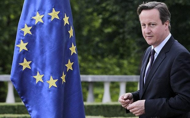 David Cameron invited to address the European Parliament on renegotiation