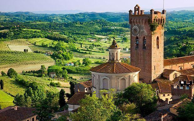 Antonio Carluccio's Tuscany: Gourmet Getaways