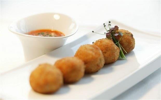 Pippa Middleton's Spanish recipe: Iberico ham croquettes