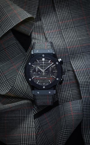 Perfect Fusion: Hublot teams up with Rubinacci and Italia Independent's Lapo Elkann on its new watch collection