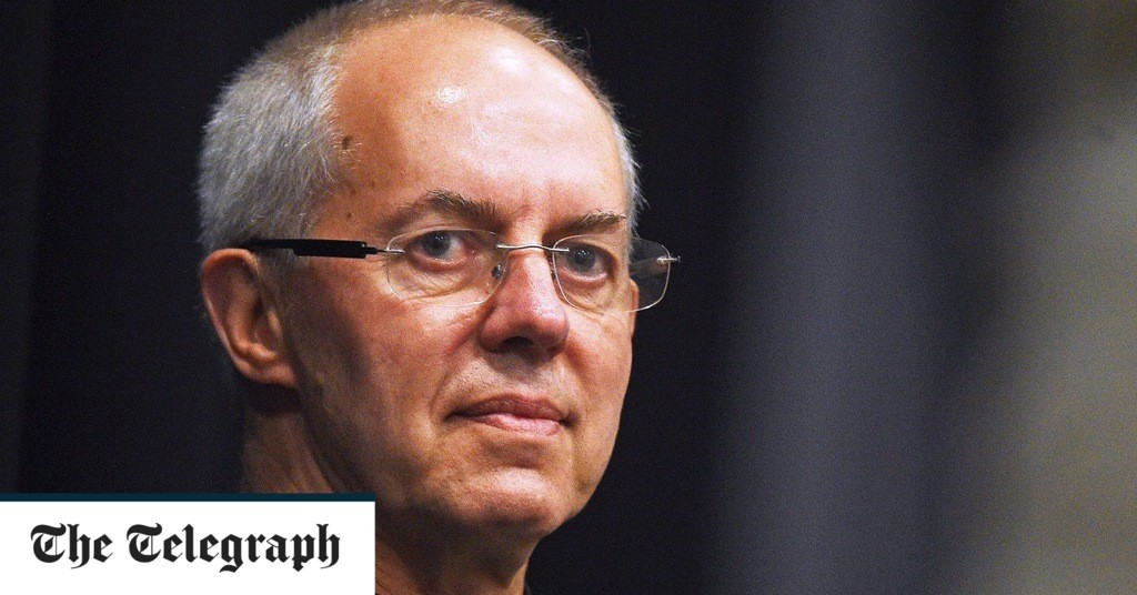 Justin Welby urges schools to extend free meals over Christmas