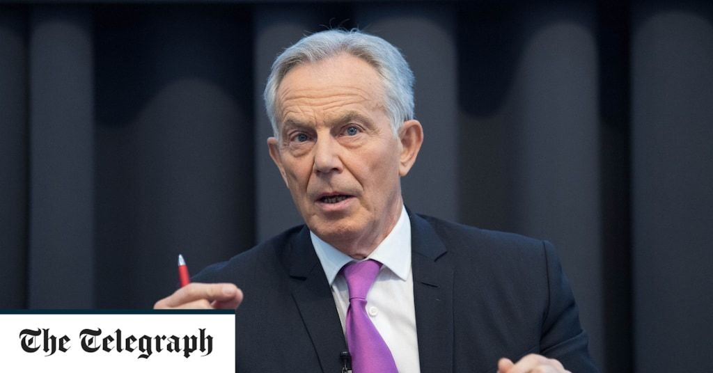 Tony Blair asked Health Secretary about Covid rules before US visit