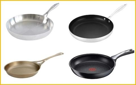 The best frying pans you can buy, from cast iron to non-stick and stainless steel