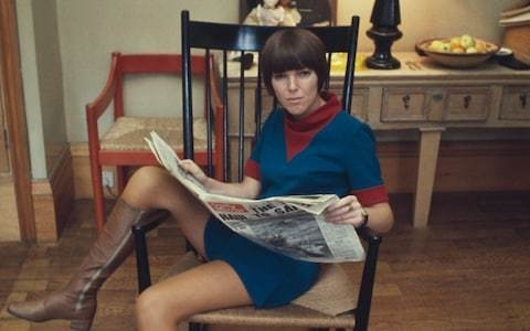 How Mary Quant rocked the world with her miniskirt revolution