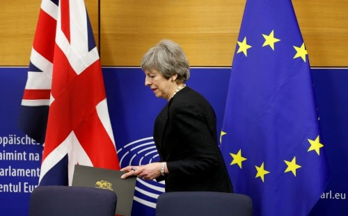 Theresa May's Withdrawal Agreement is now our only guaranteed route out of the EU