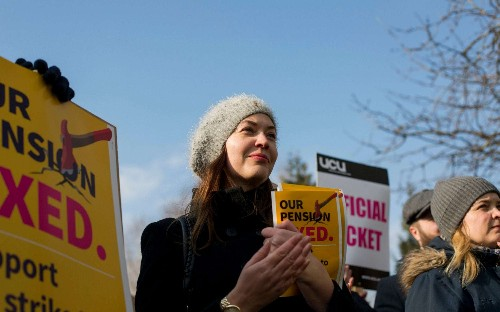 Only ten universities saw a majority of union members vote for strikes, analysis finds