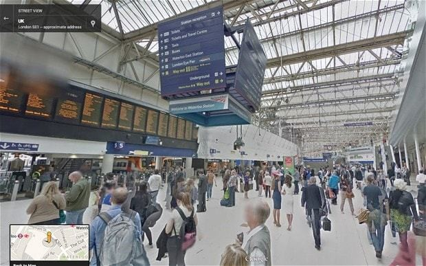 Google Maps launches airports and railway stations feature
