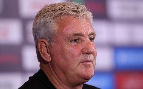 Steve Bruce: My mum would have cried at me taking Newcastle job - my dad would have questioned it