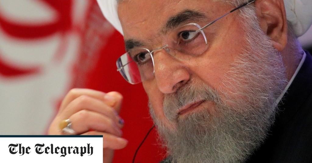 Iran dismisses US push to reimpose sanctions