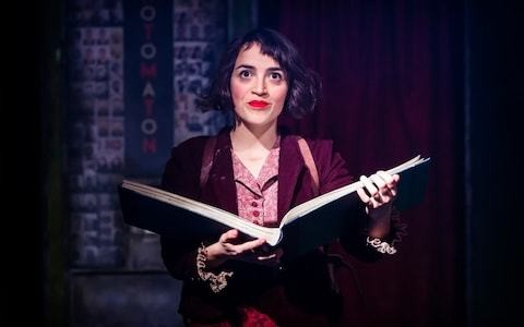 Amelie the Musical, New Wimbledon Theatre, review: this stage-version is joyously surreal, not sickly sweet