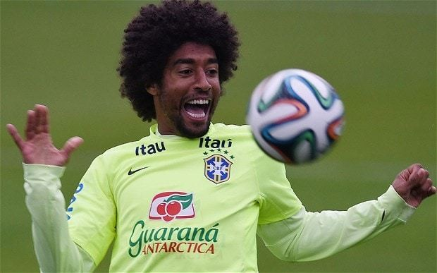 Brazil v Germany: Dante more than capable replacement for Thiago Silva, say both sets of semi-finalists