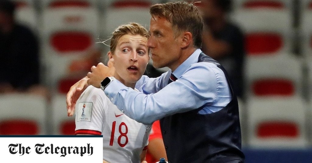 Phil Neville transformed my career and England will miss him, says Ellen White