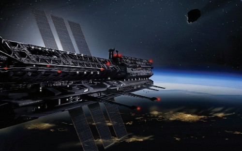 Scientists propose space nation named 'Asgardia' and cosmic shield to protect Earth from asteroids