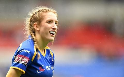 Leeds Rhinos' Caitlin Beevers among BBC Young Sports Personality of the Year nominations