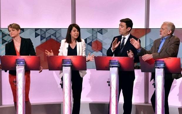 Andy Burnham: Jeremy Corbyn's backers risk splitting Labour