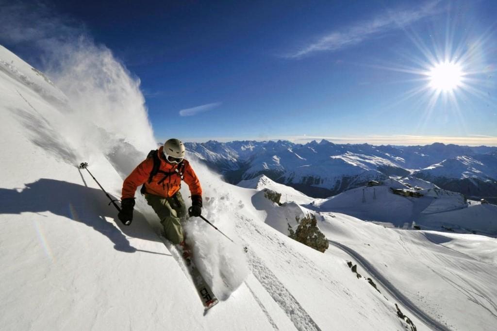 Ski Bum Sabbatical - Magazine cover
