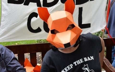 Animal rights activists secretly film badger cull companies in security meeting with police