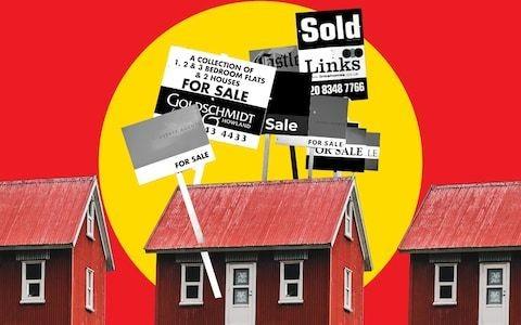 First-time buyer costs rocket 9pc despite house price slowdown