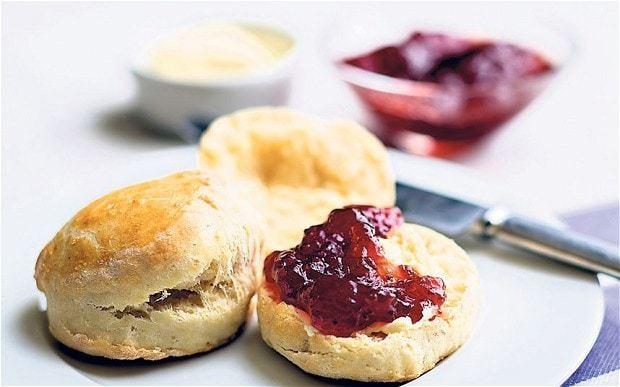 Rose Prince's Baking Club: scones