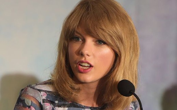 Taylor Swift: The Giver celebrates what I hold dear