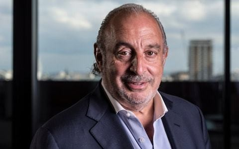Philip Green's Topshop crisis: 300-page tome sent to landlords pleading for financial relief