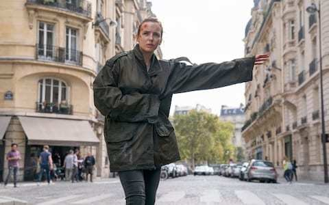 Killing Eve, season 2, episode 1, review: Irresistible, murderous – Villanelle can't return soon enough