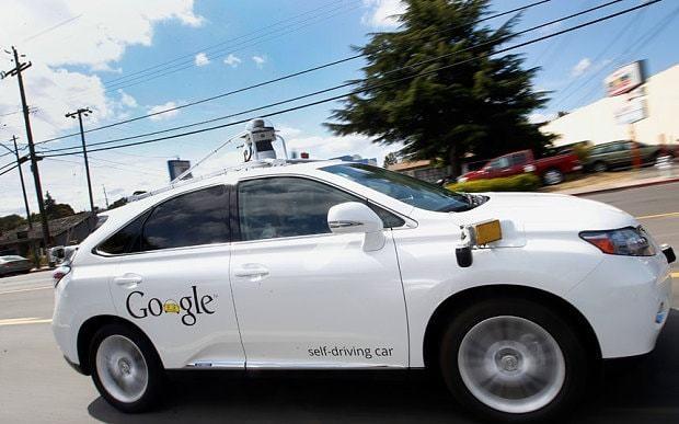 Google blames careless humans after first driverless car injury