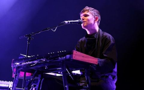 James Blake, Hammersmith Apollo, review: a 'religious experience' for soft-hearted souls
